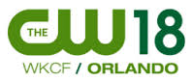 CW18 logo